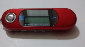 Reproductor De Mp3 Usb Wma Con Fm Radio De 1 Gb (buchanans)