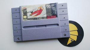 Rocketeer Super Nintendo Snes / Armadilo Nes Sega Atari