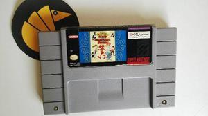 Rocky And Bullwinkle Super Nintendo Snes / Armadilo Nes