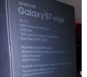 Samsung S7 Edge de 32Gb