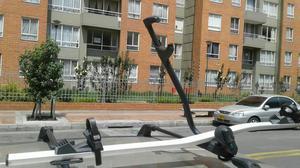 Soporte para Bicicleta con Barras para El Auto