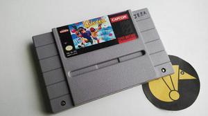Super Buster Brothers Super Nintendo Snes / Armadilo Nes N64