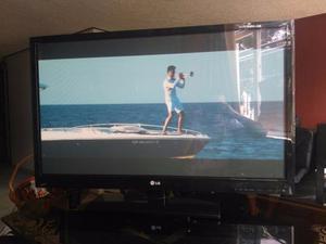 Tv Lg 42 Pulgadas, Pantalla Plasma Alta Calidad De Imagen