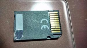 Vendo Memory Stick Pro Duo Sony De Segunda En Buen Estado
