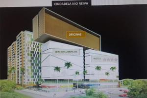 Apartamento de 102 M2 en Ciudadela NIO - Neiva