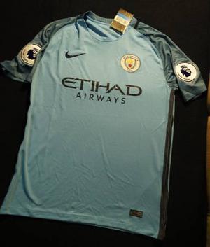 Camiseta Futbol Manchester City Nike  Local