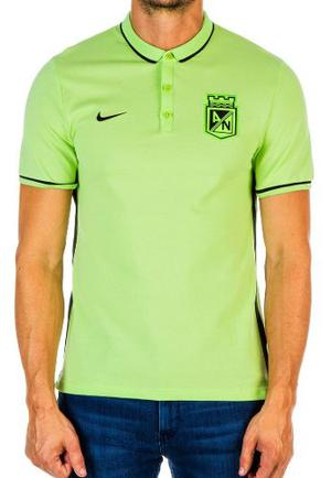 Camiseta Nike Polo Atletico Nacional