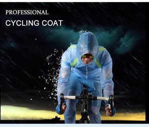 Chaqueta impermeable para ciclismo Rockbros