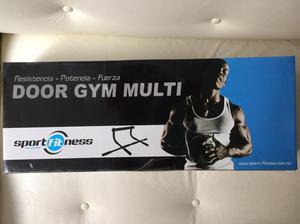 Se Vende Barra Multi Gym sport fitness