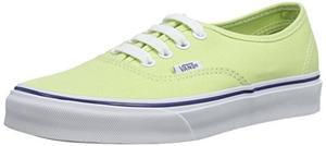 Vans Unisex Sombra Auténtica Cal/true Whie Skate Zapatos 7