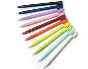 10 X Random Color Touch Stylus Pen Para Nintendo Ds Nds Lit