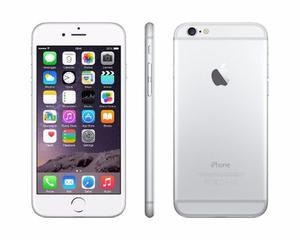 Iphone 6 De 64 Gb Silver - Nuevo Sin Utilizar Y Sin Caja