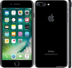 Iphone 7 Plus 256gb Jet Black Negro Brillante A10 4g Lte