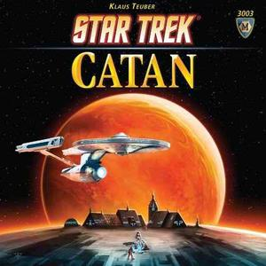Juego De Mesa Catan De Star Trek - Envío Gratis