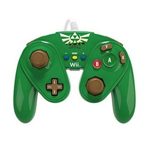 Pdp Wired Lucha Pad Para Wii U - Enlace