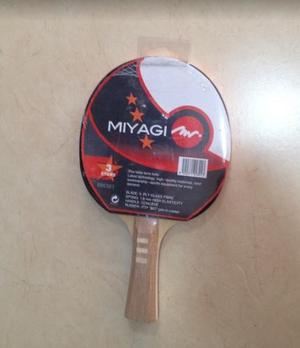 Raqueta De Tenis De Mesa Miyagi Medellin