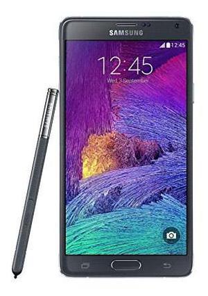 Samsung Galaxy Note 4 N910v - 32 Gb - Verizon Gsm - Negro