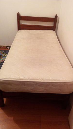 Base cama sencilla duplex y cajones posot class for Colchon cama sencilla