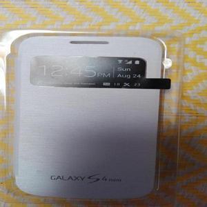 Estuche S view cover Samsung galaxy S4 mini - Rionegro