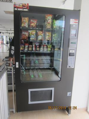 Maquinas Vending se venden 4 maquinas en excelente estado