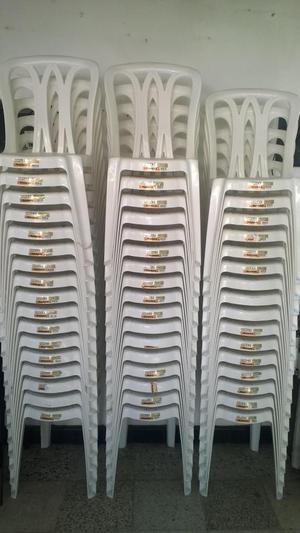 Sillas aluminio nuevas 1 mes de uso baratas posot class for Oficinas baratas