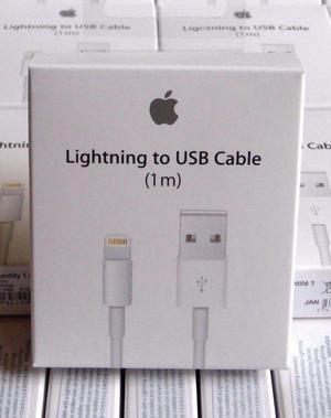 Cable 100 Original Lightning Ios10 Iphone 5/6/7 WHATSAPP