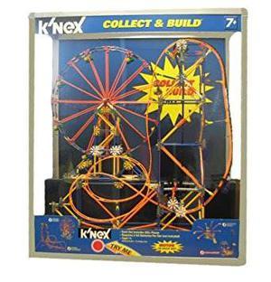 Knex De La Montaña Rusa / Ferris Wheel De Atracciones 3 Pi