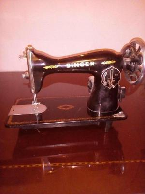 Maquina de Coser ANTIGUA marca SINGER - Cali