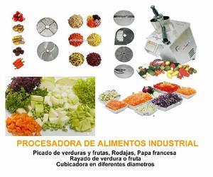 Procesador de Frutas Y Verduras - Bogotá