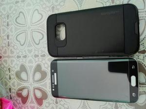 Samsung S6 Edge Blanco