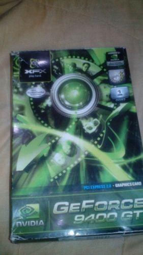 Tarjeta Gráfica Nvidia Geforce  Gt Ddr2 De 1 Gb