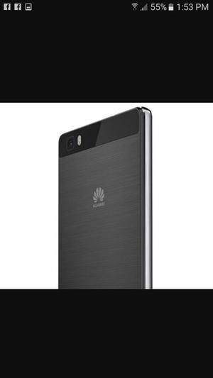 Vendo Huawei P8 Lite Negro 4g