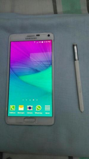 Vendo Samsung Galaxy Note 4