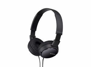 Audifonos Sony Original Plegables Mdr-zx110 Negro