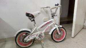 Bicicleta para Niña Gw