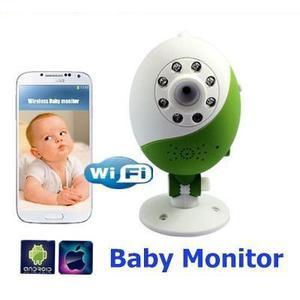 Camara Wifi Seguridad Monitoreo Web Iphone Android Hd 720p -