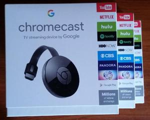 Chromecast 2 - Cali