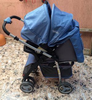 Coche bebesit jogger con silla para auto posot class for Coches para bebes con silla para auto