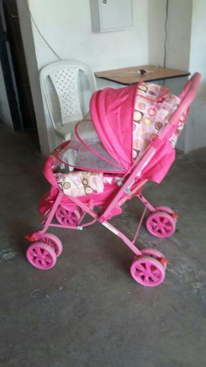 Coche Rosa para Bebé