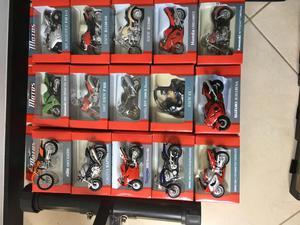 Colección de motos y carros El tiempo