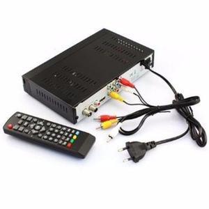 Decodificador Tdt Krono Receptor Tv Digital mas antena -