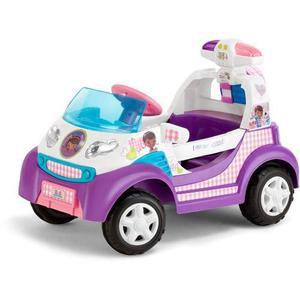 Disney Doc Mcstuffins Juguete Rescate Ambulancia 6v Pilas