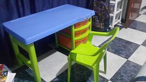 escritorio y silla rimax para nios