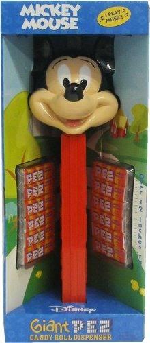 Gigante De Mickey Mouse Dispensador Pez