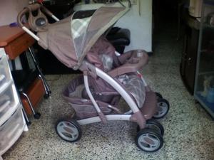 Hermoso coche para bebé marca graco