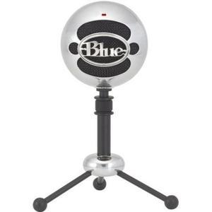 Micrófonos Blue Snowball Usb Micrófono (aluminio