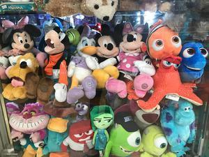 Peluches originales Disney
