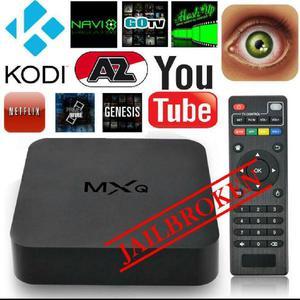 Tv Box Android Convierte Tu Tv a Smart Tv Mxq - Bogotá