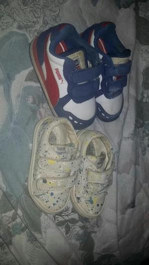 Zapatos de Bebe Poco Uso