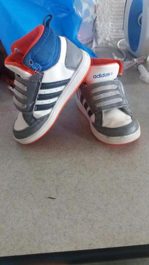 Zapatos para Niño Adidas Y Bubble Gummer